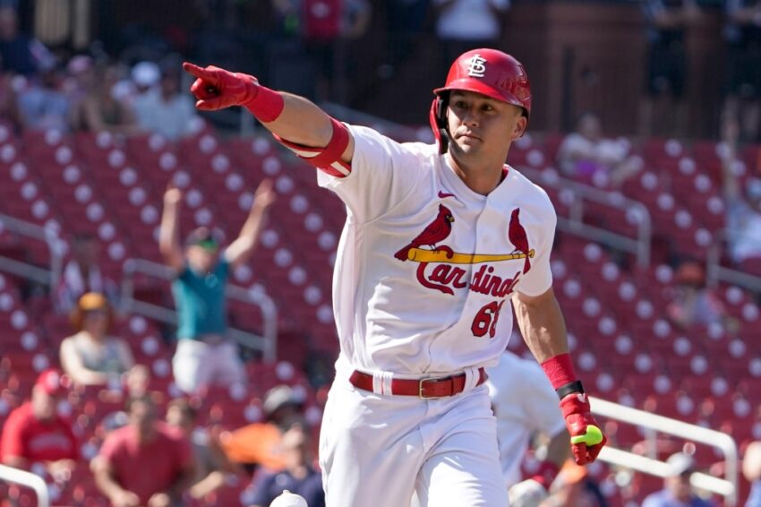 Whicker: Cardinals' Lars Knutbar comes home to make memory, some spoil others